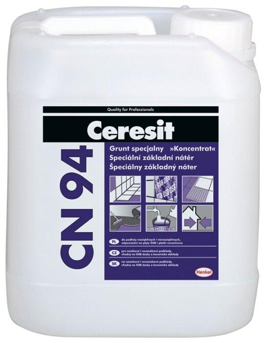 Грунтовка Ceresit CN 94 (10 кг)