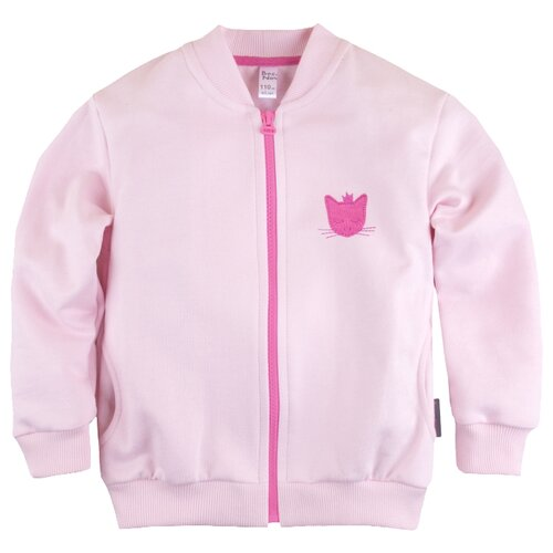 Олимпийка Bossa Nova размер 116, розовыйТолстовки<br>