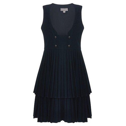 Купить Платье Silver Spoon размер 164, синий, Платья и сарафаны