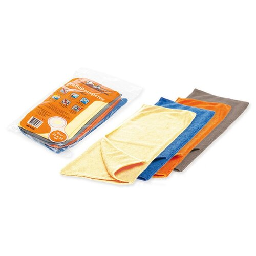 Салфетка Airline AB-V-05 желтый/синий/оранжевый/серый