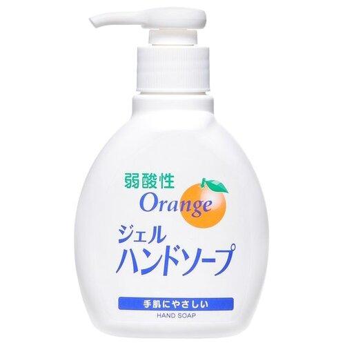 Мыло жидкое Eoria Orange слабокислое, 200 мл