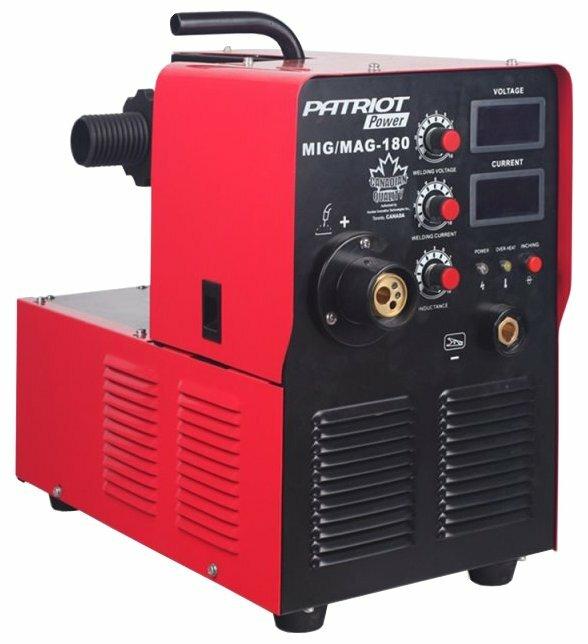 Сварочный аппарат PATRIOT MIG/MAG-180 (MIG/MAG)