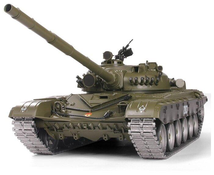 Танк Heng Long Russian T-72 (3939-1) 1:16 67.5 см фото 1