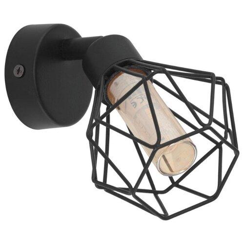 Настенный светильник Eglo Zapata 1 32765, 3 Вт светильник eglo zapata 32766 g9 6 вт