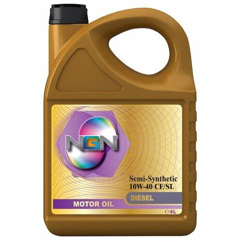 Моторное масло NGN Diesel 10W-40 4 л