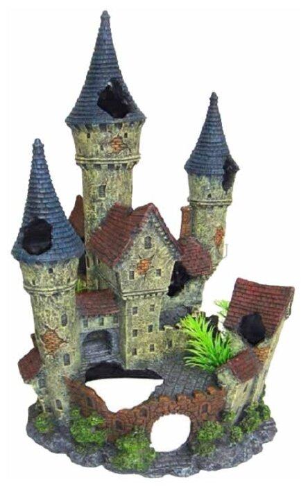 Грот BARBUS Замок Decor 006 12x21x11 см