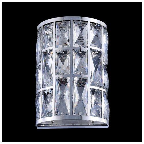 Настенный светильник Maytoni Gelid MOD184-WL-01-CH настенный светильник maytoni gelid mod184 wl 01 ch