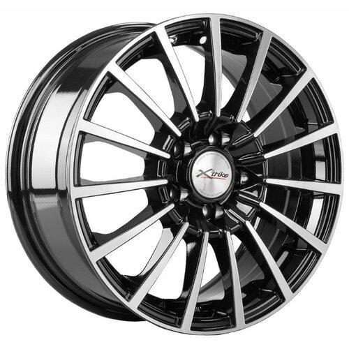 цена на Колесный диск X'trike X-106 6.5x15/5x100 D67.1 ET38 BK/FP