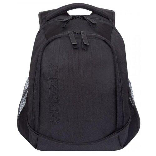 Рюкзак Grizzly RU-928-2/3 14.5 (черный) рюкзак grizzly ru 802 3 2 16 черный черный