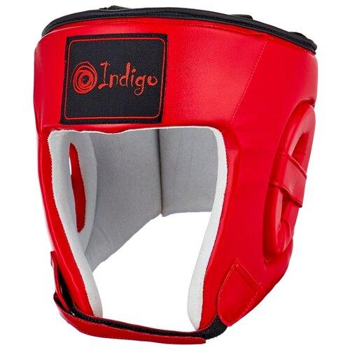 Шлем боксерский Indigo PS-827, р. S icon шлем интеграл airframe lifeform carbon s белый