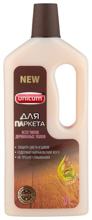 Unicum Средство для мытья полов Паркет