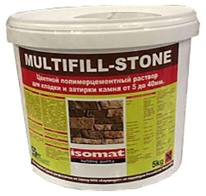 Затирка Isomat Multifill-Stone 5 кг
