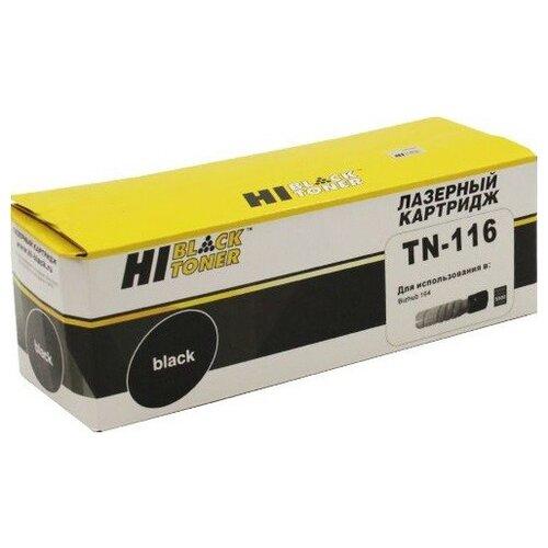 Картридж Hi-Black HB-TN-116/ TN-118, совместимый картридж hi black hb tn 1075 совместимый