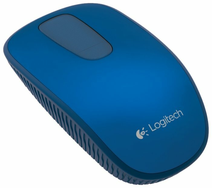 Мышь Logitech Zone Touch Mouse T400 Blue USB