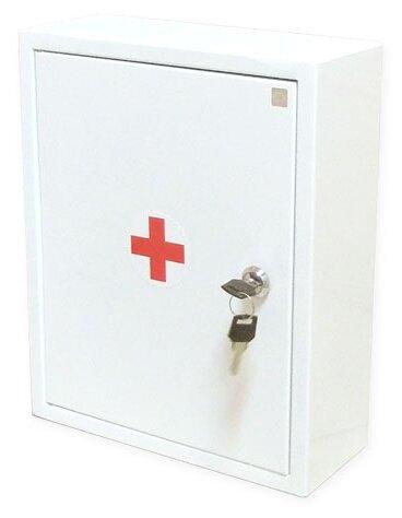 Аптечка ФЭСТ футляр металлический шкаф 1156
