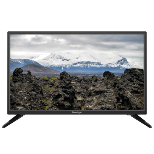 Фото - Телевизор Prestigio 24 Top 24 (2019) черный телевизор