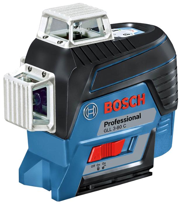 Лазерный уровень самовыравнивающийся BOSCH GLL 3