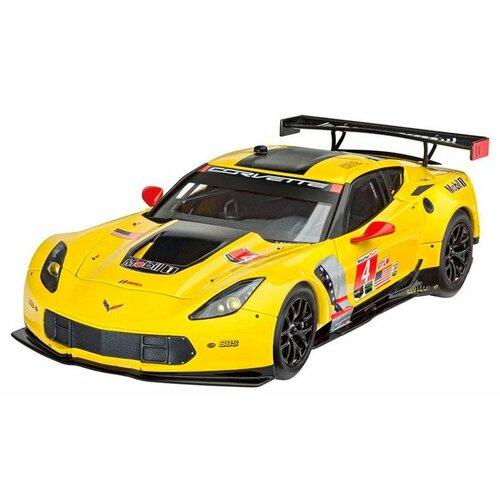 Фото - Сборная модель Revell Corvette C7.R (07036) 1:25 сборная модель revell porsche 356 cabriolet 07043 1 16