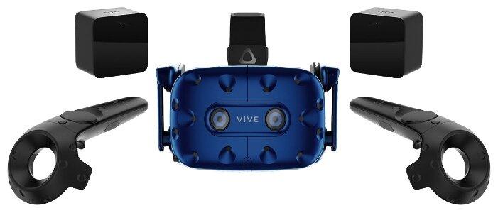 Шлем виртуальной реальности HTC Vive Pro Starter Kit фото 1