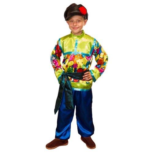 Купить Костюм Elite CLASSIC Ваня, желтый, размер 28 (116), Карнавальные костюмы