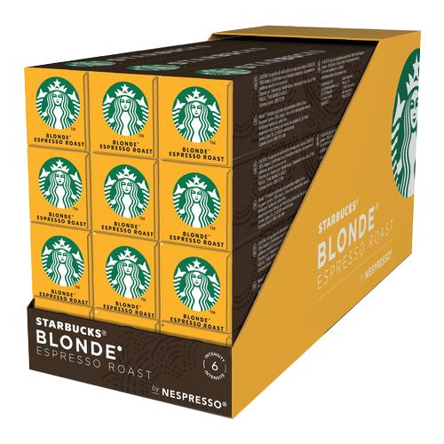Кофе в капсулах Starbucks Blonde Espresso Roast (120 капс.) keepcup кружка keepcup roast