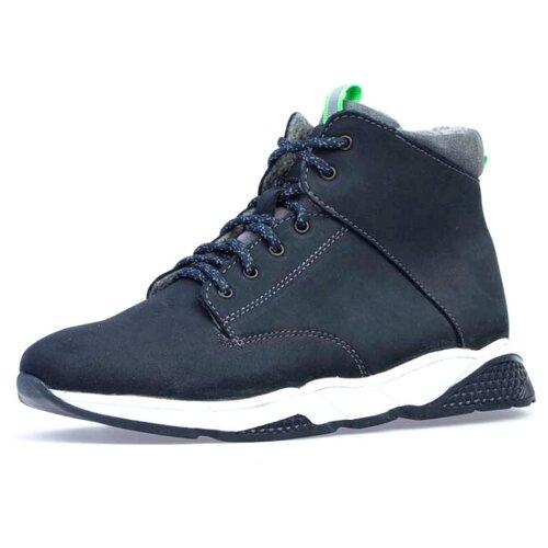 Фото - Ботинки КОТОФЕЙ размер 30, синий ботинки для мальчика котофей цвет синий салатовый 554047 41 размер 30