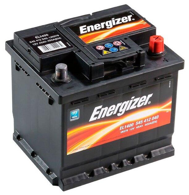 Автомобильный аккумулятор Energizer EL1400