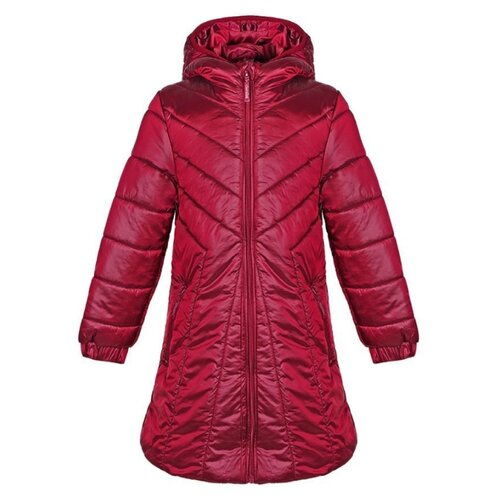 Пальто Ciao Kids Collection CK0248 размер 10 лет, бордовый