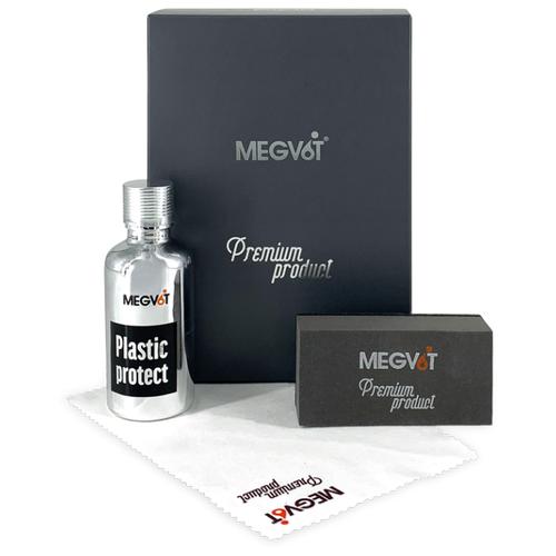 Megvit Plastic Protect защитное керамическое покрытие для пластика 50 мл