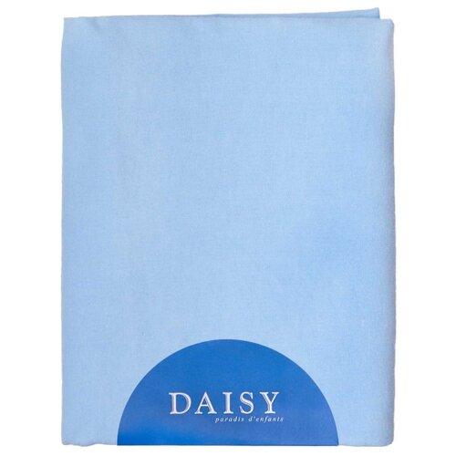 Многоразовые пеленки Daisy фланель 90х120 голубой