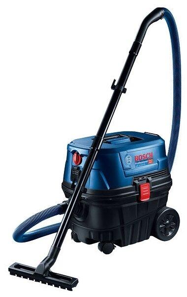 Профессиональный пылесос BOSCH GAS 12-25 PL 1250 Вт