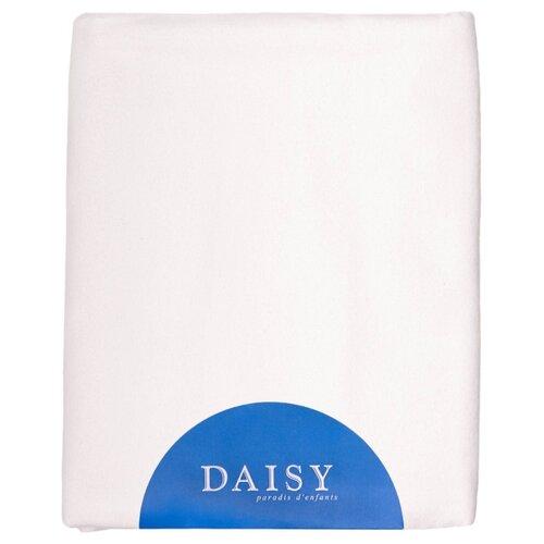 Многоразовые пеленки Daisy фланель 90х120 белый