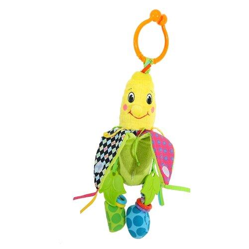Купить Подвесная игрушка Biba Toys Кеша (DS997) зеленый/желтый, Подвески