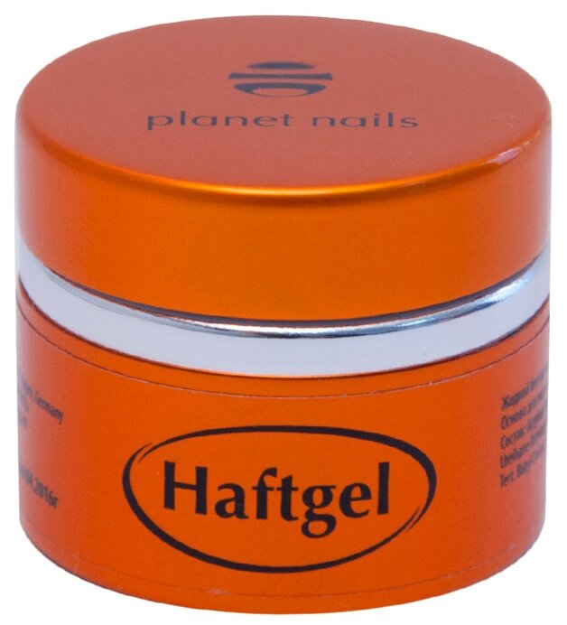 Гель planet nails Haftgel основа укрепляющий, 15 г