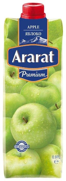 Сок Ararat Premium Яблоко, без сахара