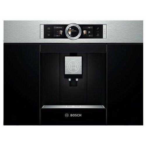 Кофемашина Bosch CTL636ES1/CTL636EB1 черный/нержавеющая сталь bosch msm 87130 черный нержавеющая сталь