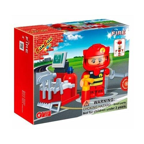 Конструктор BanBao Пожарные 8318 Fireman