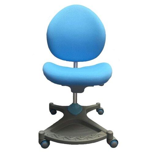 Компьютерное кресло Libao LB-C21 детское, обивка: текстиль, цвет: голубой кресла и стулья libao кресло детское lb 05