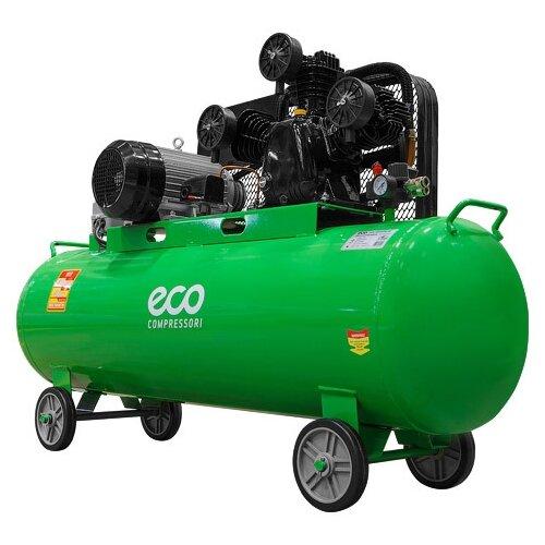 Компрессор масляный Eco AE-2005-2, 200 л, 3 кВт