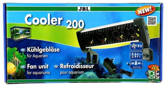 Вентилятор для аквариума 100 - 200 л JBL Cooler 200