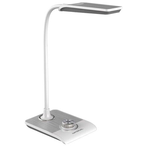 Настольная лампа светодиодная NATIONAL NL-68LED, 8 Вт