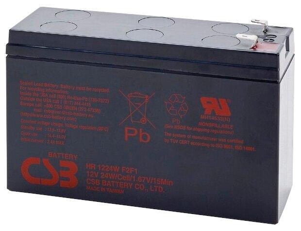 Аккумуляторная батарея CSB (HR1224W)