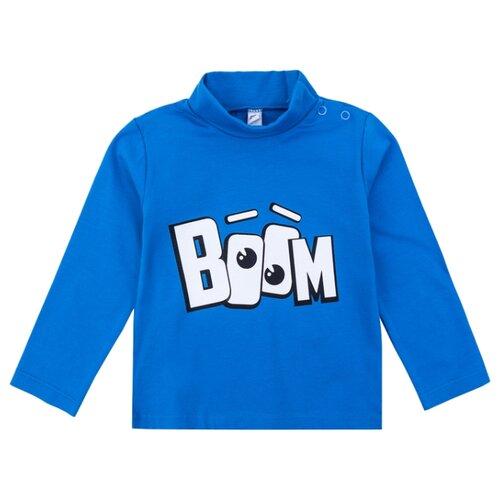 Купить Водолазка playToday размер 80, синий, белый, черный, Джемперы и толстовки