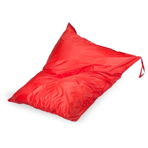 Пуффбери кресло-мешок Подушка красный оксфорд