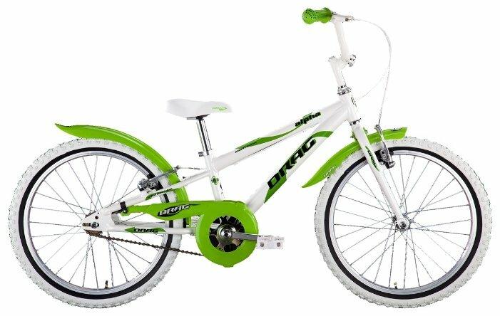 Подростковый горный (MTB) велосипед Drag Alpha 20 (2013)