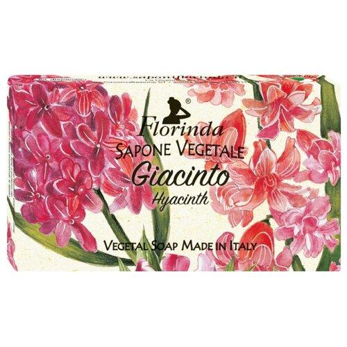 Мыло кусковое Florinda Цветы и Цветы Гиацинт, 100 г