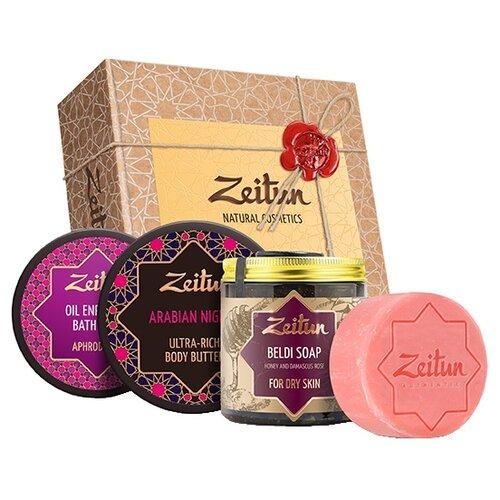 Набор Zeitun 1001 ночь с дамасской розой
