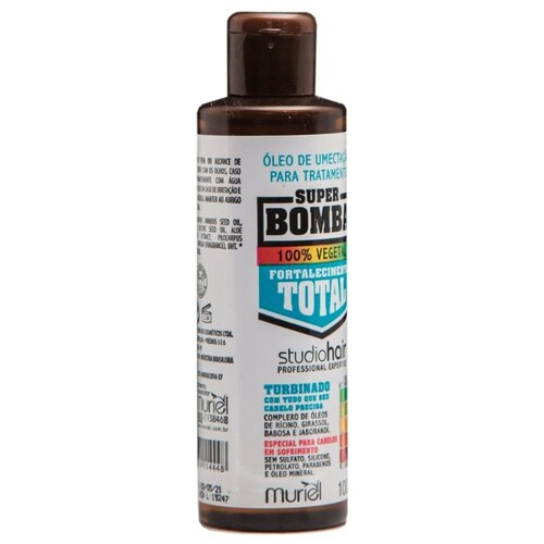 Muriel SUPER BOMBA увлажняющее масло, 100 мл