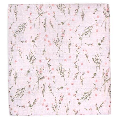 Купить Многоразовые пеленки GlorYes! муслиновая 120х120 травы прованса, Пеленки, клеенки