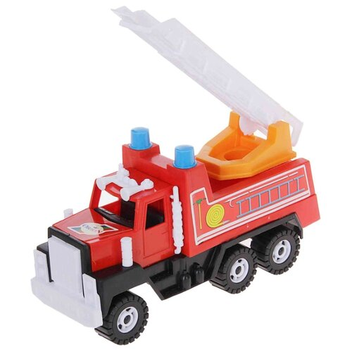Купить Пожарный автомобиль Orion Toys КАМАКС-Н (221) 23 см, Машинки и техника